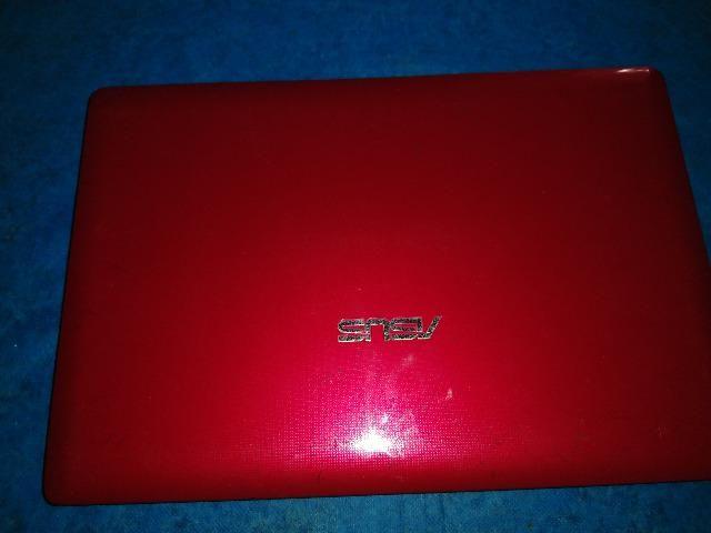 Carcaça notebook asus k43
