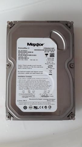 HD 250 Gb