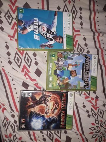 Xbox 360 e jogos - Foto 3