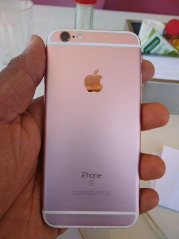 IPhone 6s rose 64 gigas