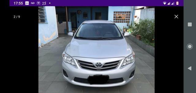 Toyota Corolla 1.8 16v flex gl automático - Foto 6