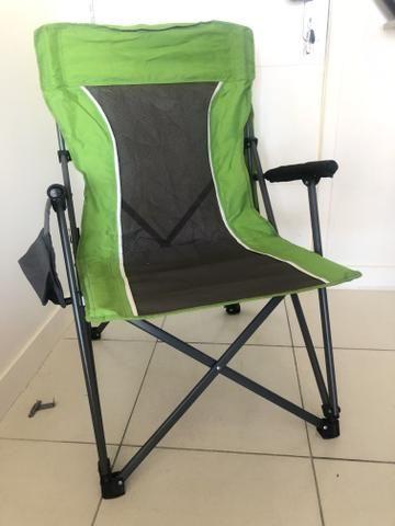 Cadeira Camping dobrável