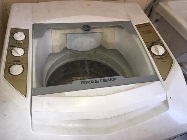 Máquina de lavar Brastemp 9 kg funcionamento perfeito