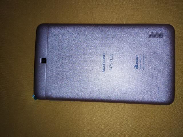 Tablet Multilaser M7s Plus quad Core 8 gb Rosa c/wifi - Foto 3