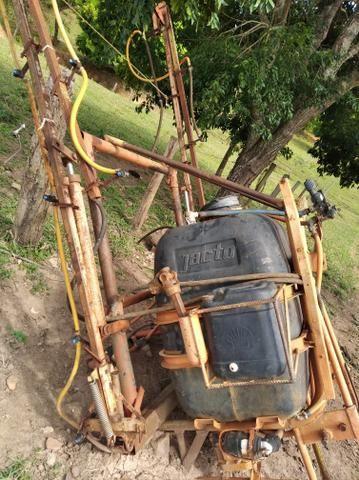 Pulverizador Agrícola JACTO PJ600