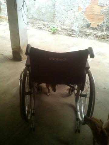 Cadeira d rodas!!!! - Foto 3