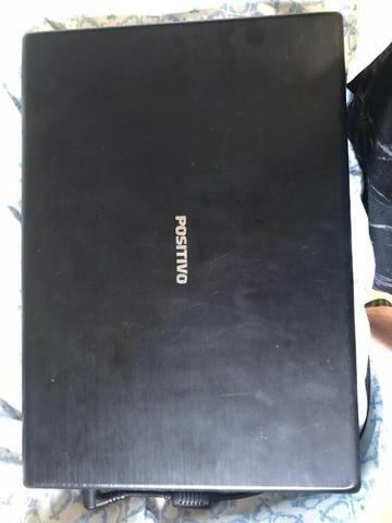 Notebook Positivo Celeron 4gb ram - Foto 3