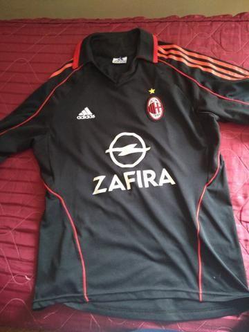 Camisa do Milan 2005