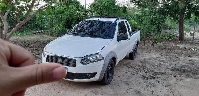 Vendo Fiat Strada 09/09