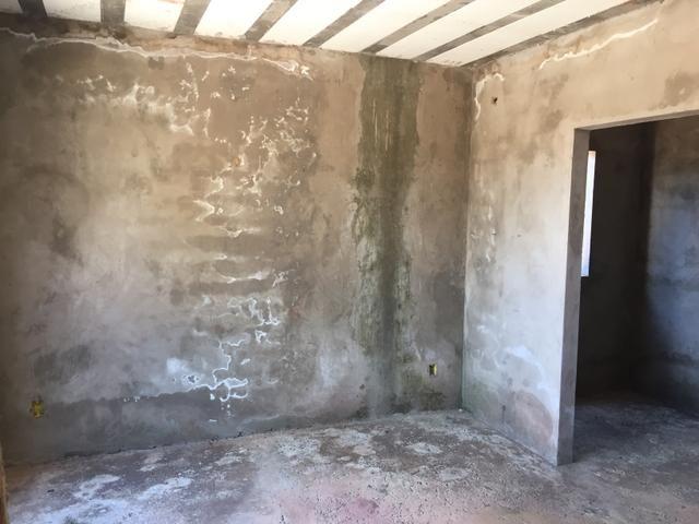 Casa inacabada de 3 qtos na entrada da Arniqueiras quadra 4 - Foto 5