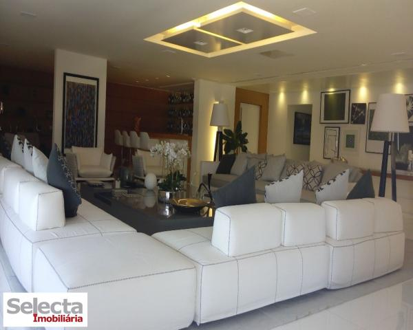Apartamento de 500 m² mais lindo da Av. Atlântica, totalmente mobiliado e equipado, com tu