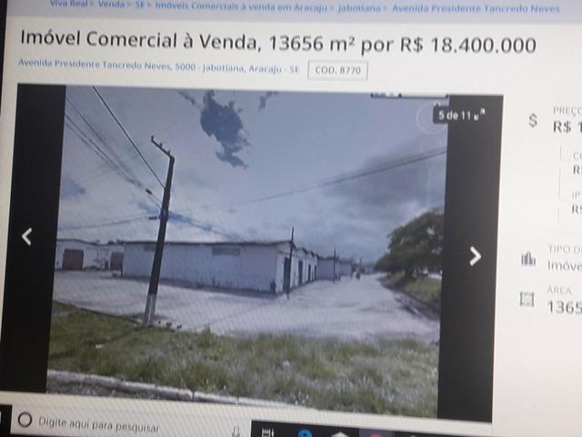 Terreno Comercial 21.863,67 m2 na Av. Tancredo Neves _ Próximo a Rod. Nova - Foto 5