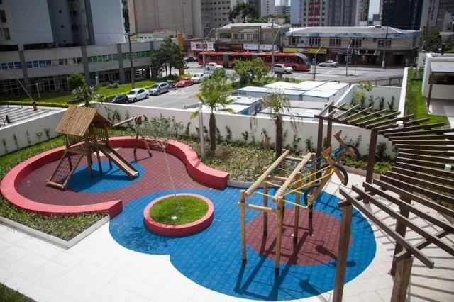 Apartamento portão, água verde, vila izabel, 3 suítes the square - Foto 7