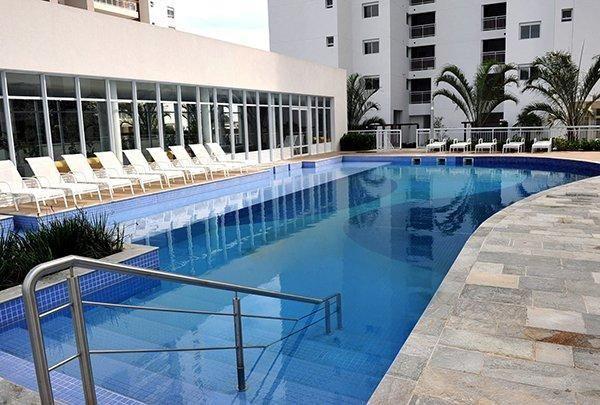 Apartamento portão, água verde, vila izabel, 3 suítes the square - Foto 17