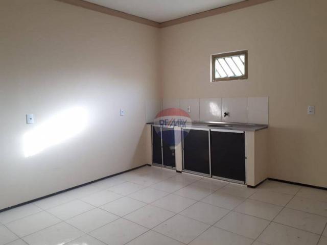 Casa com 2 dormitórios para alugar por R$ 500,00/mês - Tiradentes - Juazeiro do Norte/CE - Foto 3