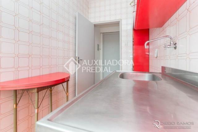 Apartamento para alugar com 1 dormitórios em Rio branco, Porto alegre cod:267033 - Foto 6
