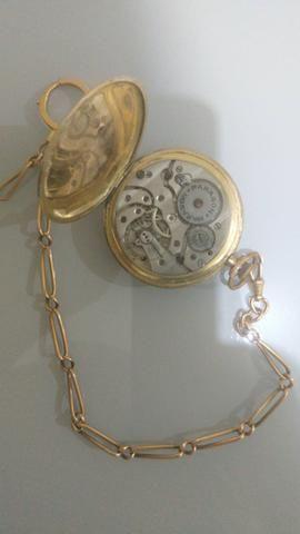 Relógio De Gibeira em ouro, marca Paragon - Foto 4