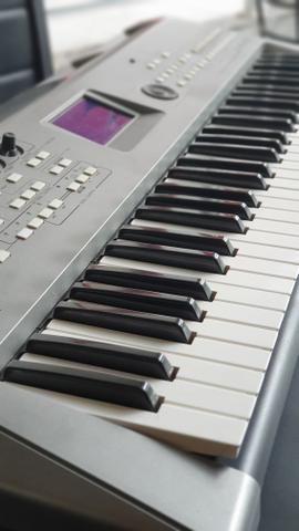 Teclado Yamaha MM6 - Foto 2