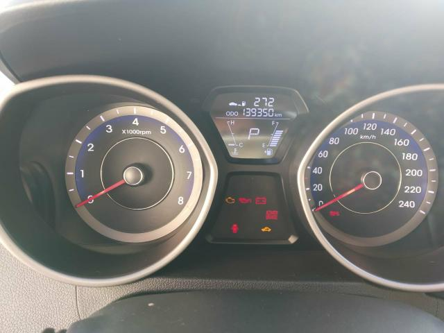 Elantra Prata 2012/2013 GLS 1.8 automático com Teto - Foto 6