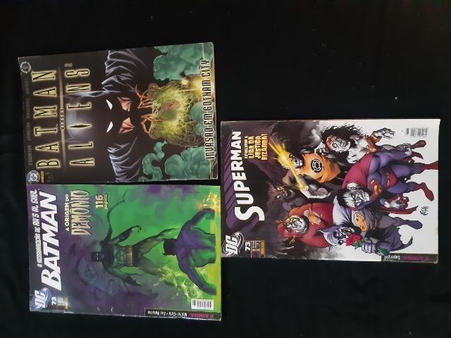 Resvitas DC Comics
