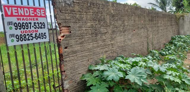 Vendo terreno na rua Rio corda px jardim da paz