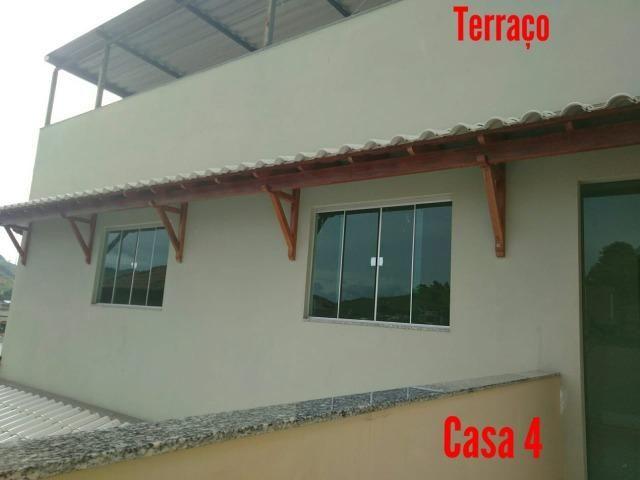 Vendo 4 casas - Bom Jesus do Itab./RJ - Foto 10