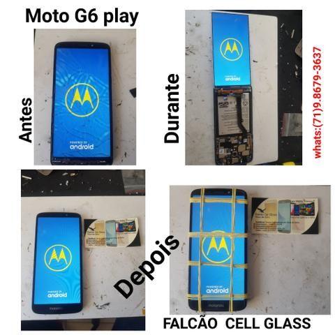 Troca de vidros de Smartphones - Foto 2
