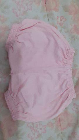 Lotinho d roupa pra menina 90 - Foto 6
