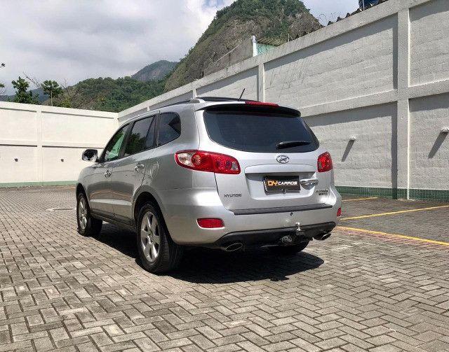Hyundai Santa Fé Blindada ( Blindagem Centigon Nivel 3A ) - Foto 7