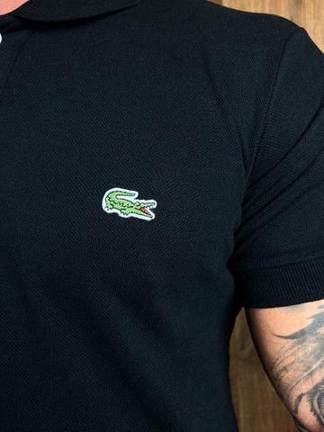 Camiseta gola polo Lacoste  - Foto 3