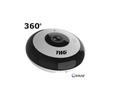 Câmera Inteligente 360°  Wifi