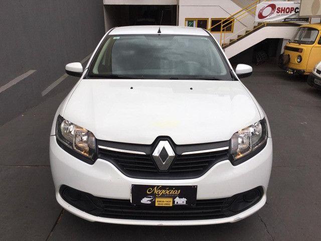 Renault Logan Expression 1.0 16v 2013/2014 - Foto 2