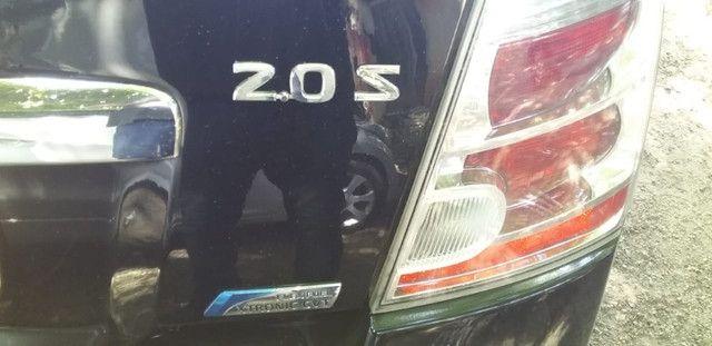Sentra 2012 Modelo S; Motor 2.0; Automática; Gnv 5ªgeração - Foto 5