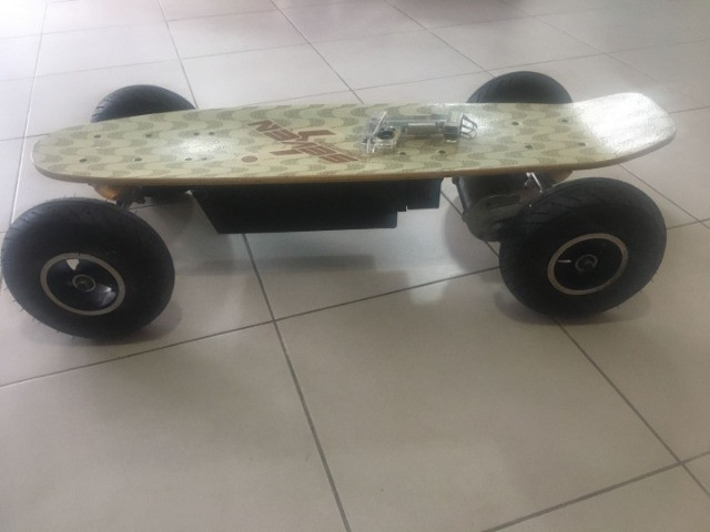 Skate elétrico Seven - Foto 2