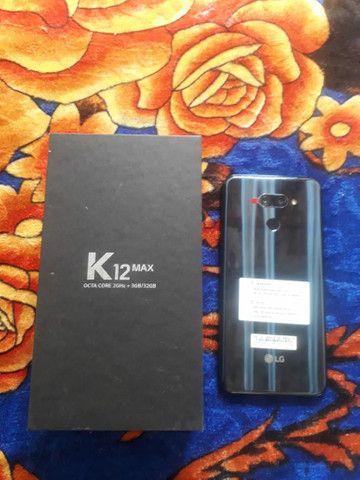 Vendo ou troco por xiaomi LG k12 Max novo na caixa nunca usado  - Foto 4