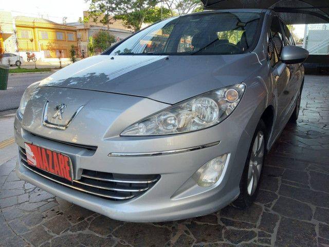408 2012/2012 2.0 ALLURE 16V FLEX 4P AUTOMÁTICO