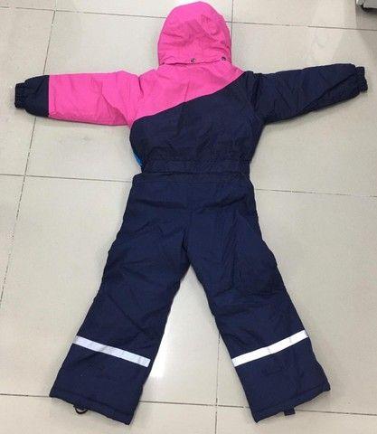 Macacão para frio Kamik Infantil - 2 unidades  - Foto 5