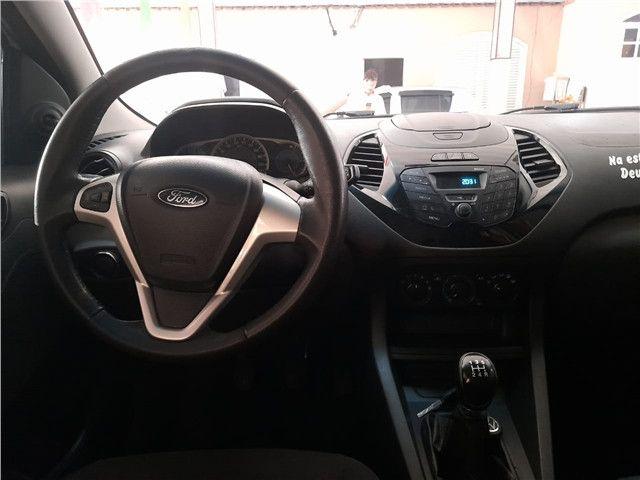 Ford Ka 2015 1.0 se plus 12v flex 4p manual - Foto 11