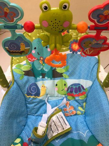 Cadeira de descanso infantil Fisher Price - Foto 3