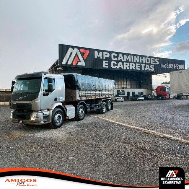 Caminhão Volvo Vm 330 Bitruck 8x2 Caçamba Agrícola 2019
