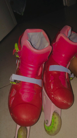 Patins rosa  - Foto 2