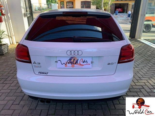 Audi/A3 Sport 2.0 Turbo - Automático - Gasolina - Foto 5