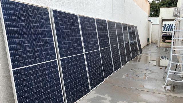 Sistema solar fotovoltaico  3kw On-grid - Foto 2