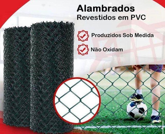 Telas Alambrado REVESTIDA COM PVC (ultimas unidades) - Foto 5