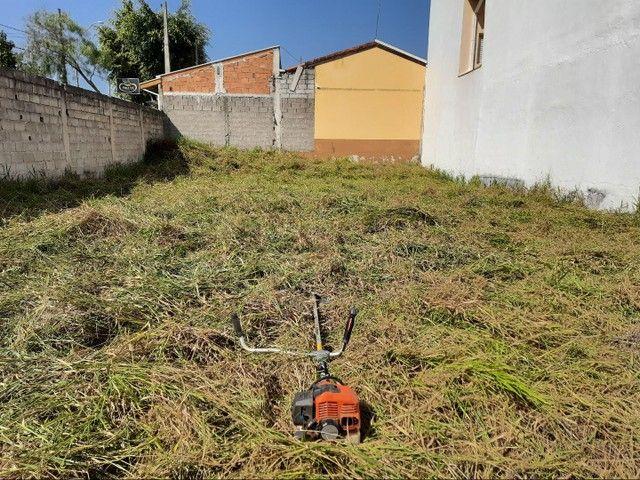 Roçagem capinagem limpeza terreno