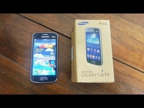 2 Samsung Galaxy GT S7273T TV Digital desbloqueado para todas operadoras. - Foto 2