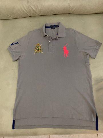 Camisas Polo Ralph Lauren big pony originais Large G - Foto 5
