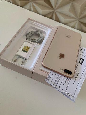iPhone 8 Plus- IMPECÁVEL-6x sem juros