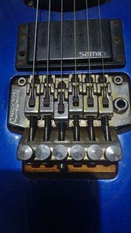 Guitarra Samick artist séries  - Foto 3