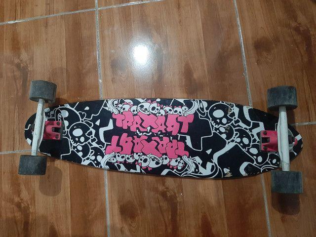 Longboard novinho